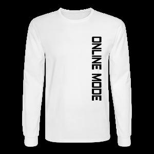 Slick Slide|Online Mode| - Men's Long Sleeve T-Shirt