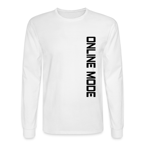 Slick Slide|Online Mode| - Men's Long Sleeve T-Shirt