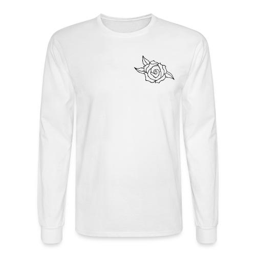Invictus Clothing Logo - Men's Long Sleeve T-Shirt