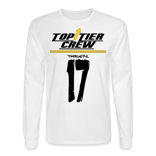 Top Tier Crew - Men's Long Sleeve T-Shirt