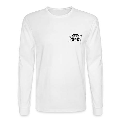 Toxic Mask 2 - Men's Long Sleeve T-Shirt