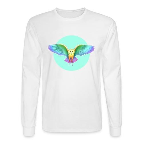 TinyEllyOwl - Men's Long Sleeve T-Shirt