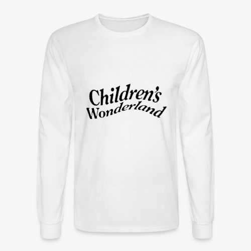 Children's Wonderland - Men's Long Sleeve T-Shirt