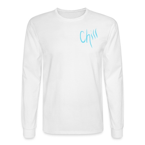 Just Chill - Men's Long Sleeve T-Shirt