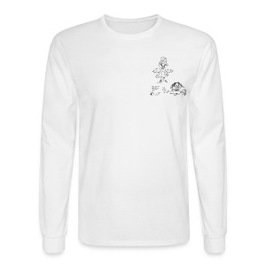 ANGEL OF DESTRUCTION - Men's Long Sleeve T-Shirt