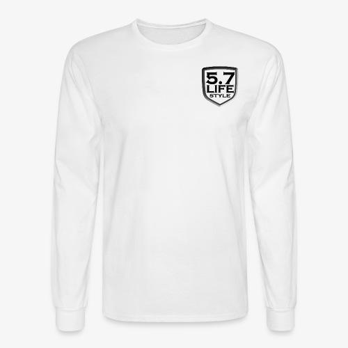 5.7 Lifestyle - Men's Long Sleeve T-Shirt