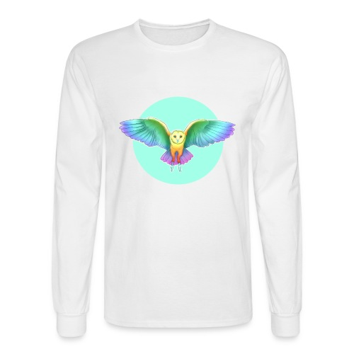 TinyEllyOwl - Men's Long Sleeve T-Shirt