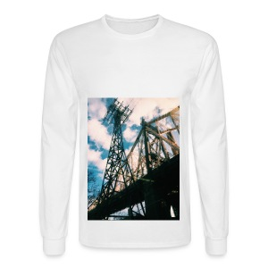 Ed Koch bridge - Men's Long Sleeve T-Shirt