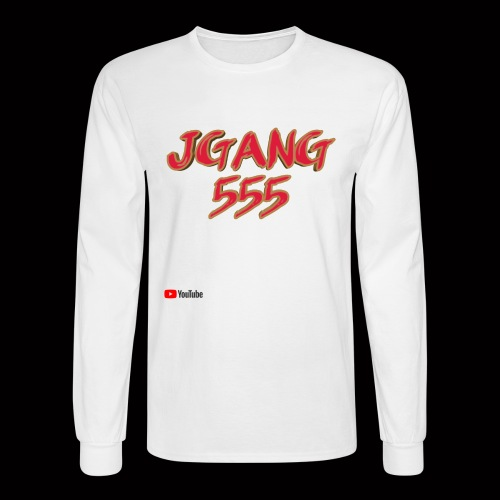 JGANG 555 [the come back] - Men's Long Sleeve T-Shirt