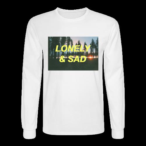 Yellow/Green Forest - Men's Long Sleeve T-Shirt