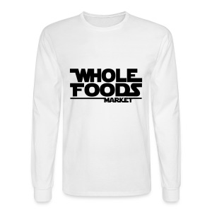 WHOLE_FOODS_STAR_WARS - Men's Long Sleeve T-Shirt