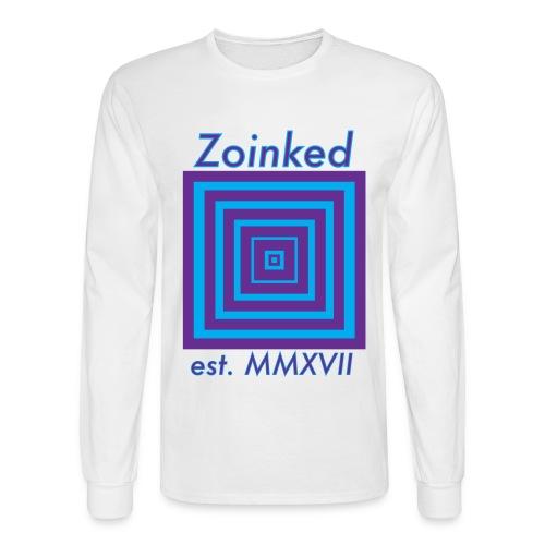Zoinked v2 - Men's Long Sleeve T-Shirt