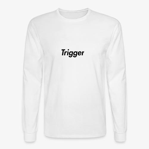 Black Trigger - Men's Long Sleeve T-Shirt