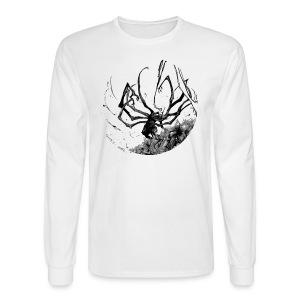 : Kaneki Circle Logo : - Men's Long Sleeve T-Shirt