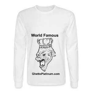 T-shirt-worldfamousForilla2tight - Men's Long Sleeve T-Shirt
