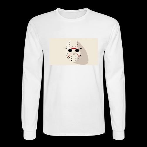 Jason from Friday 13th - Men's Long Sleeve T-Shirt