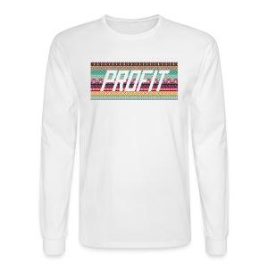 Profit - Aztec Limited Edition - Men's Long Sleeve T-Shirt