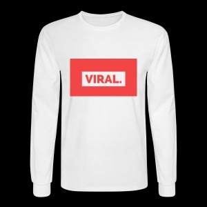 VIRAL. - Men's Long Sleeve T-Shirt