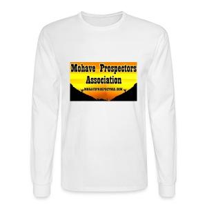 MPA Nametag - Men's Long Sleeve T-Shirt