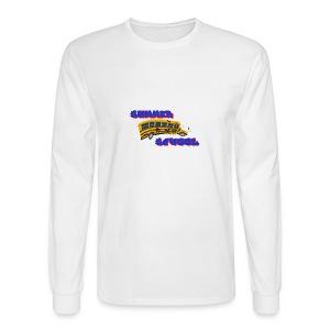 SummerSchoolLOGO - Men's Long Sleeve T-Shirt