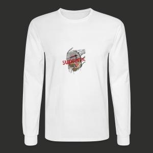 supreme x mummify - Men's Long Sleeve T-Shirt