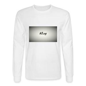 K Log Mafia - Men's Long Sleeve T-Shirt