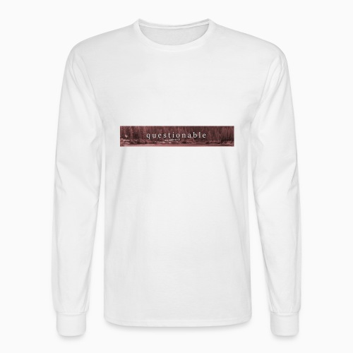 2017-10-13 limited first drop - Men's Long Sleeve T-Shirt