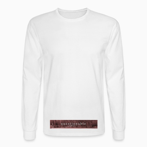 2017-10-13 limited first drop - Men's Long Sleeve T-Shirt