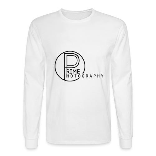 Prime Photography - Men's Long Sleeve T-Shirt