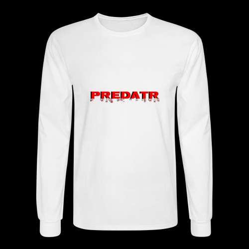 Predatr - Men's Long Sleeve T-Shirt