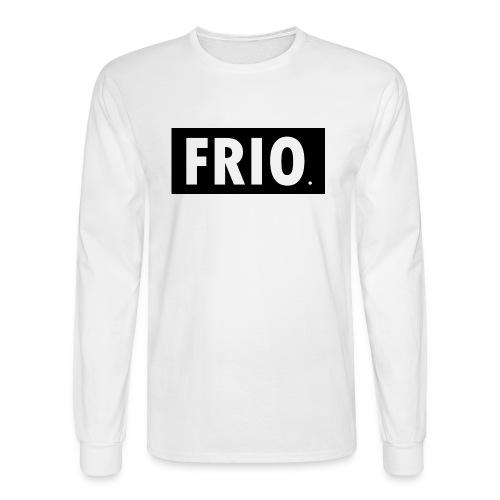 Frio shirt logo - Men's Long Sleeve T-Shirt