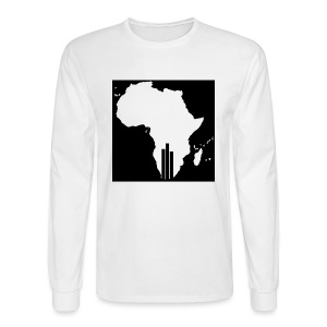 Tswa_Daar_Logo_Design - Men's Long Sleeve T-Shirt