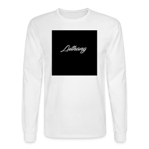 Luthang logo - Men's Long Sleeve T-Shirt