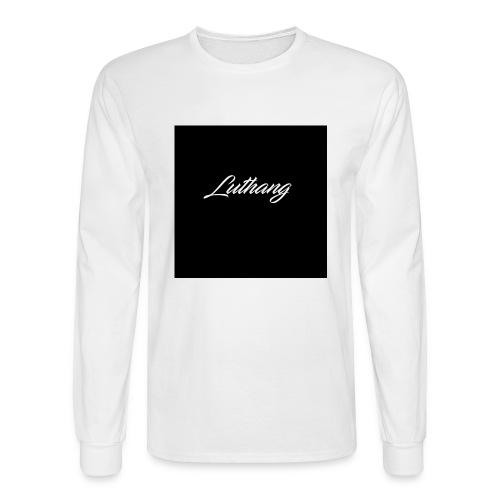 Luthang logo - Men's Long Sleeve T-Shirt