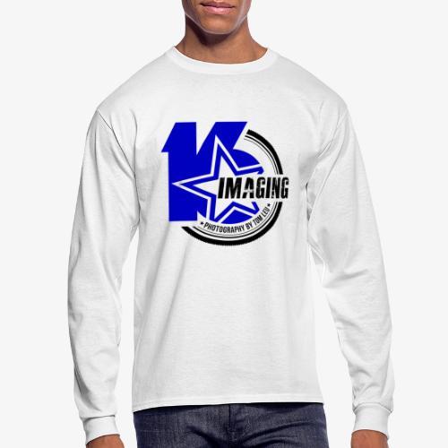 16 Badge Color - Men's Long Sleeve T-Shirt