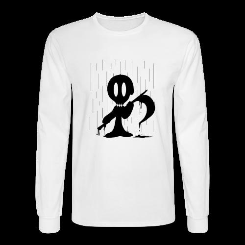 Dramatic Rain - Men's Long Sleeve T-Shirt