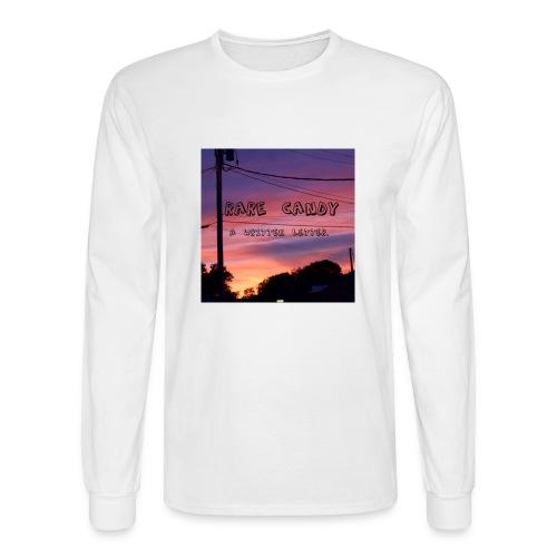A Written Letter. ep artwork - Men's Long Sleeve T-Shirt