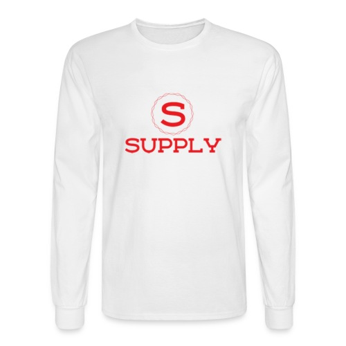 Supply Gear - Men's Long Sleeve T-Shirt
