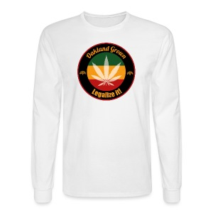 Oakland Grown Cannabis 420 Wear - Men's Long Sleeve T-Shirt