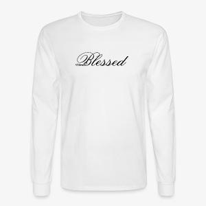 Blessed tshirt - Men's Long Sleeve T-Shirt