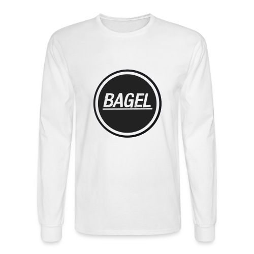 Longsleeve Bagel Shirt - Men's Long Sleeve T-Shirt