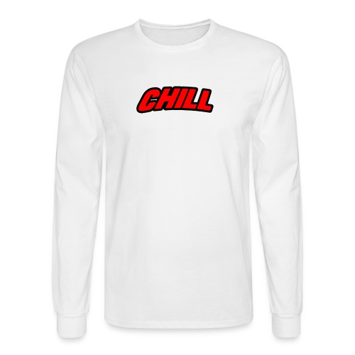 Chill - Men's Long Sleeve T-Shirt