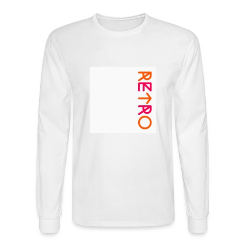 Retro - Men's Long Sleeve T-Shirt