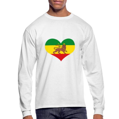 vps Logo - Men's Long Sleeve T-Shirt