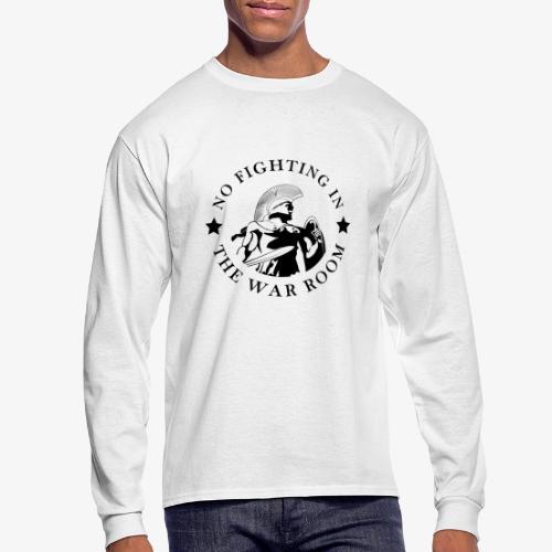 Motto - Leonidas - Men's Long Sleeve T-Shirt