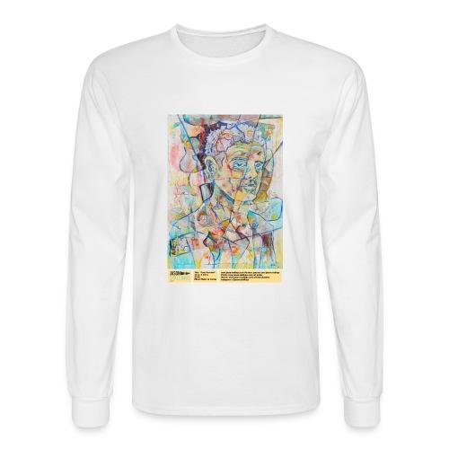 Tony Bourdain - Men's Long Sleeve T-Shirt