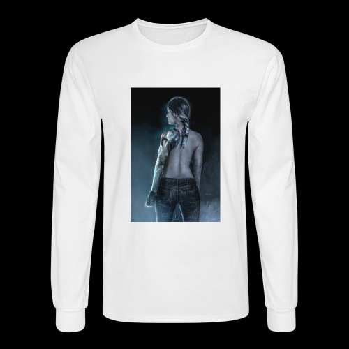 ErikaCosplay Bucky - Men's Long Sleeve T-Shirt