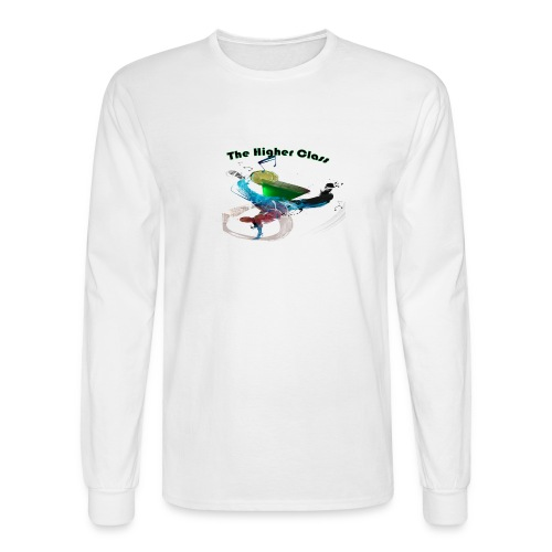The Higher Class - Men's Long Sleeve T-Shirt