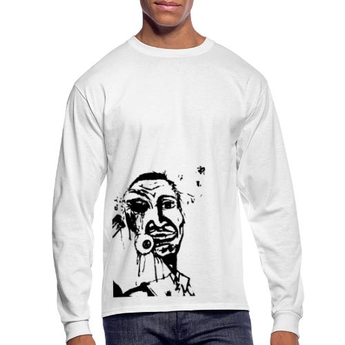 Suicide - Men's Long Sleeve T-Shirt