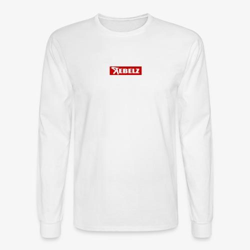 Rebelz Supreme - Men's Long Sleeve T-Shirt